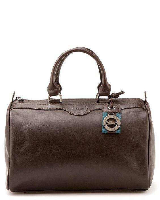 celine luggage mini bag price - Longchamp 'Au Sultan' Leather Bowler Bag | Bag Shit Crazy ...