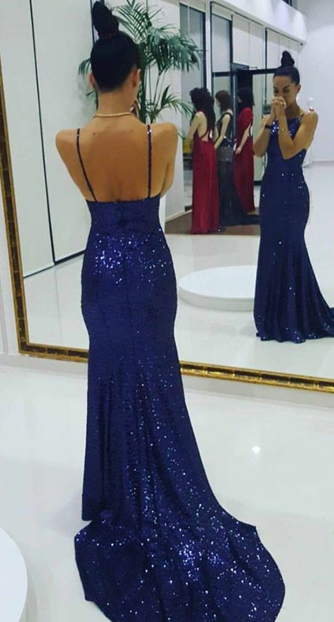 35++ Blue sequence prom dress ideas in 2021