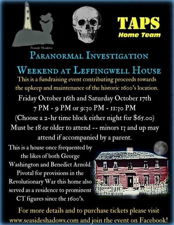 Home | The Atlantic Paranormal Society