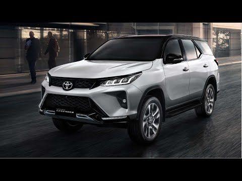 Toyota Fortuner 2021 All New Toyota Fortuner Legender 2021 Facelift King Is Back Youtube In 2021 Toyota Toyota Harrier Suv Cars Desktop toyota fortuner wallpaper