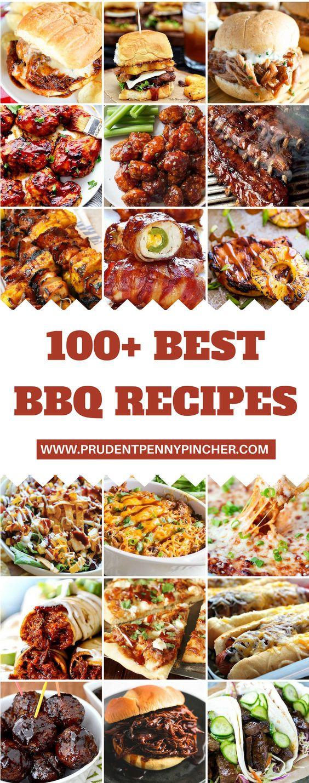100 Best BBQ Recipes