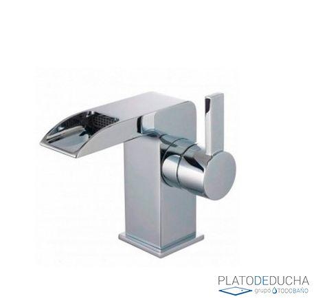 Grifo de Lavabo Bimini con efecto Cascada ideal si lo que buscas es hacer que tu baño sea #diferente