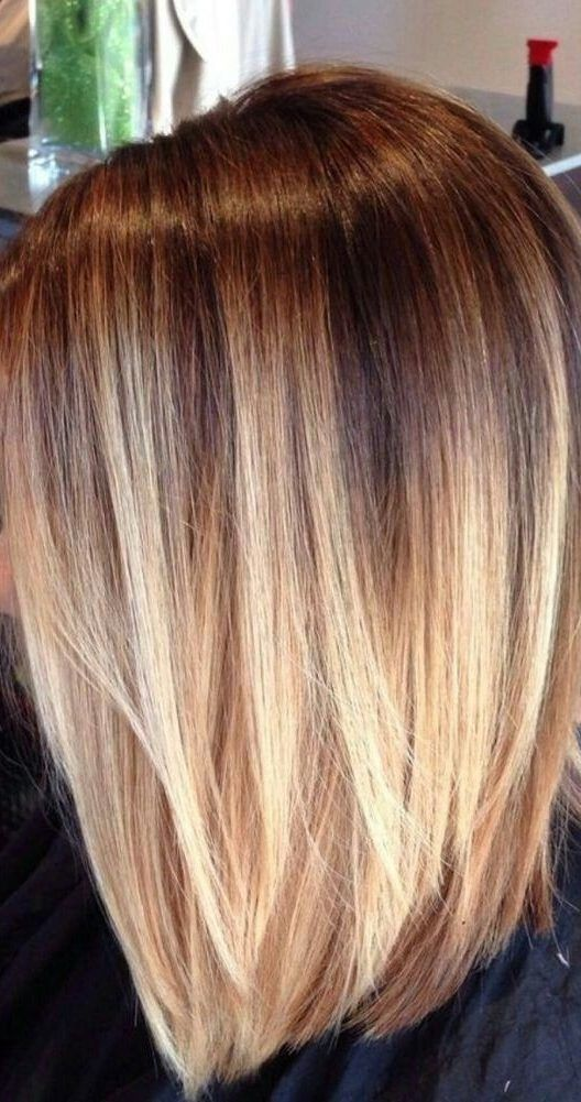 50 Gorgeous Balayage Hair Color Ideas For Blonde Short Straight Hair Hair Design Styles Balayag Hair Color Balayage Short Straight Hair Short Hair Balayage