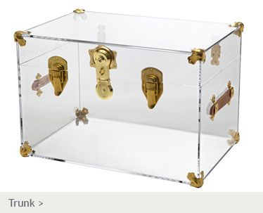 They can make anything in lucite acrylic furniture for How to make lucite furniture