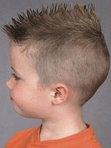 mohawk haircuts for little boys - Google Search
