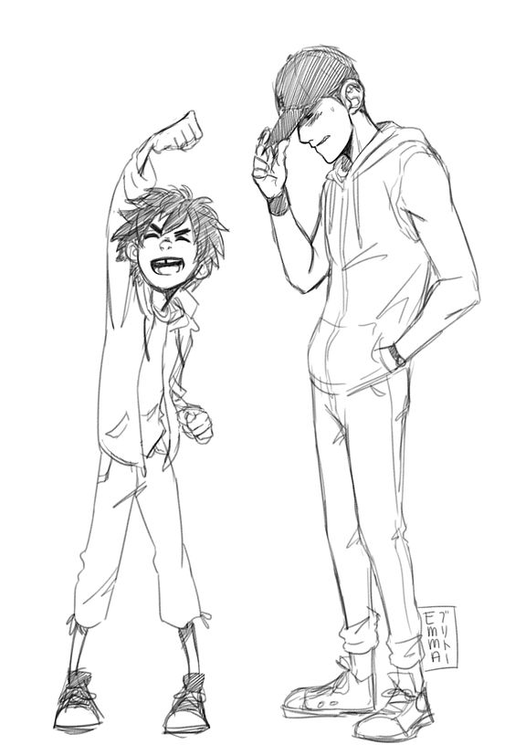 "Tadashi's all flustered like ""No, I'm not really THAT smart..."" and Hiro's just like ""HECK YEAH IMMA GENIUS!"""
