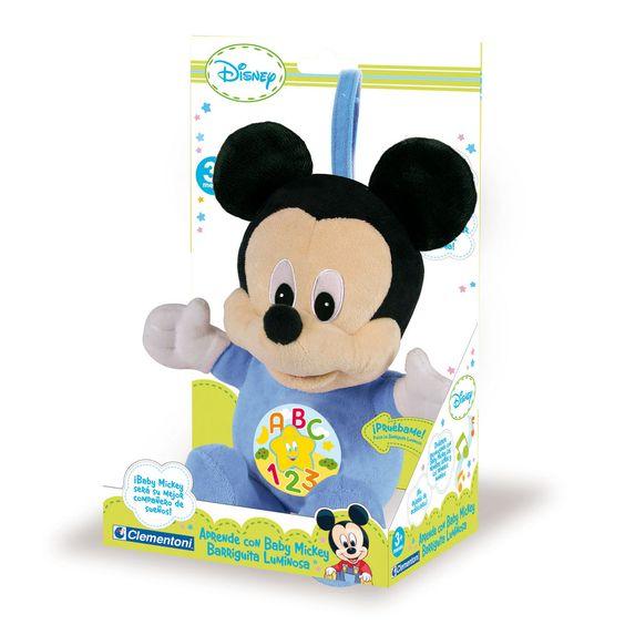 Aprende con Baby Mickey Barriguita Luminosa Disney - http://regalosoutletonline.com/tienda/juegos-nino/aprende-con-baby-mickey-barriguita-luminosa-disney