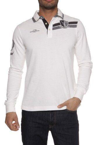 Etiqueta Negra Long Sleeve Polo Shirt SLIM FIT, Color: White, Size: 3XL Etiqueta Negra,http://www.amazon.com/dp/B007RR0MOI/ref=cm_sw_r_pi_dp_09QQrbB3C9F545B2