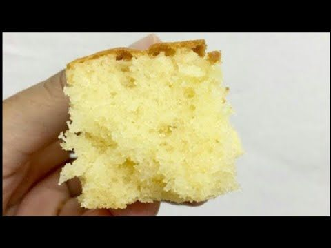 Cara Buat Sour Cream Butter Cake Youtube Butter Cake Butter Cream Sour Cream