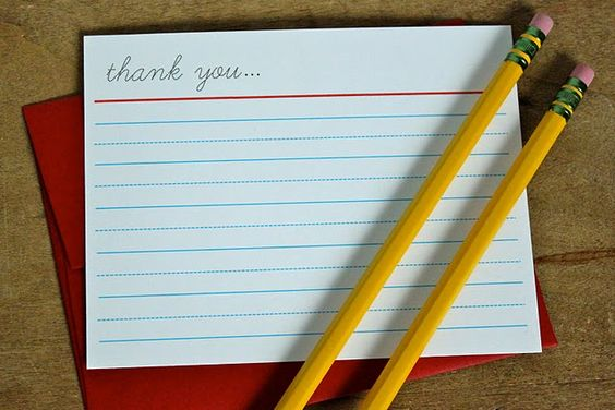 free thank you card printable...why thank you!