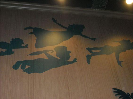 Little boys' Peter Pan room!