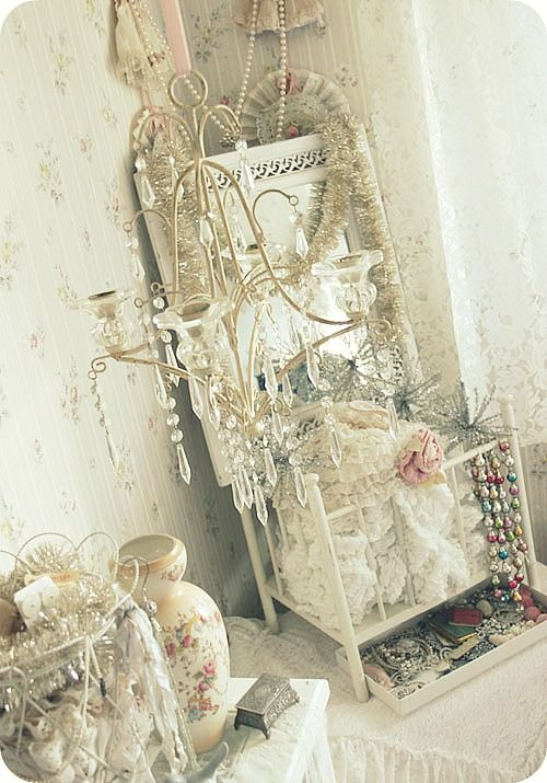 every room needs a little bling