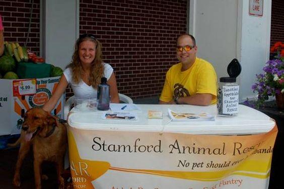 Sharon, Dan and Roscoe - STARescue Volunteers