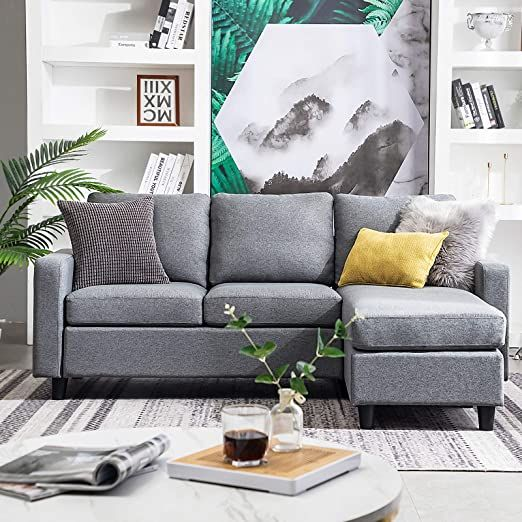 Modern Sectional Sofas For Small Spaces In 2020 Couches For Small Spaces Sofas For Small Spaces Modern Sofa Sectional
