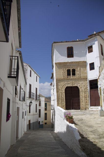 Calle de Alhama. Granada: