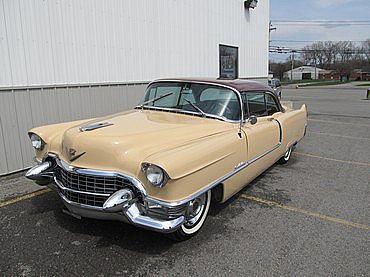 1955 Cadillac Series 62 $22,500