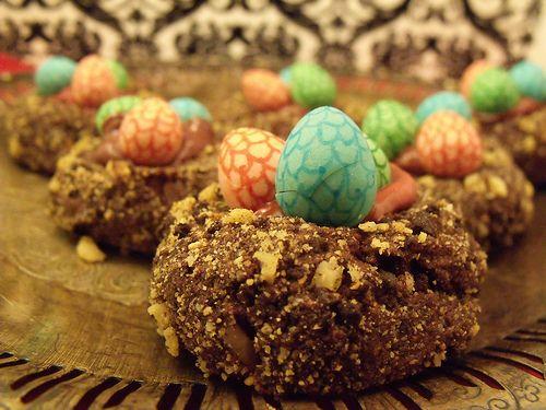 C&C Cakery: Game of Thrones Cookies: Khaleesi's Dragon Nests