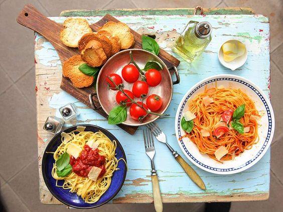 Раздельное питание: как правильно сочетать продукты: