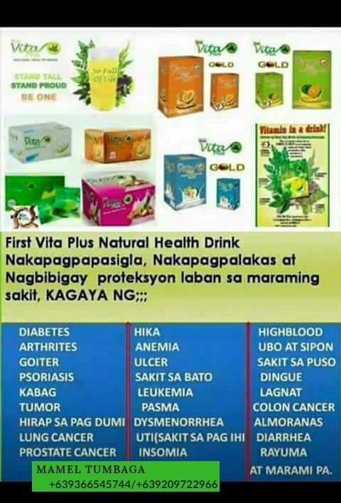 We Are Open For Domestic And International Shipping Dealership Contact Ms Mamel Tumbaga 639366545744 639209722966 H Natural Health Diabetes Health Drink