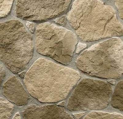 Wand Verblender Steinoptik, Wandverkleidung - Savoie Olive  - 1 Musterstück