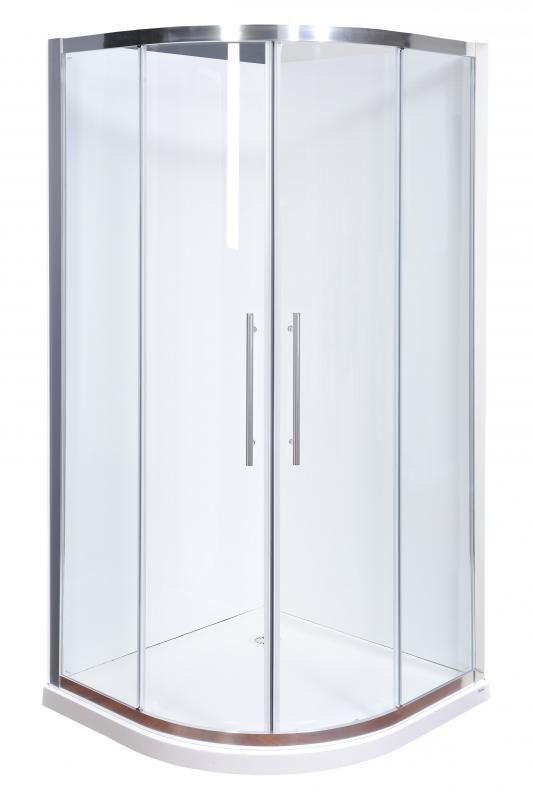 Daintree Carra Curved Shower Screen 1000x1000 Shower Screen Shower Doors Shower