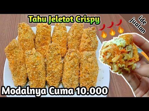 Modalnya Cuma 10 000 Youtube Ide Makanan Makanan Ringan Gurih Makanan Dan Minuman