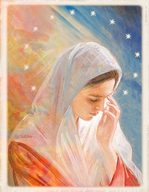Santa María, Madre de Dios y Madre nuestra: En las ruedas de este mundo
