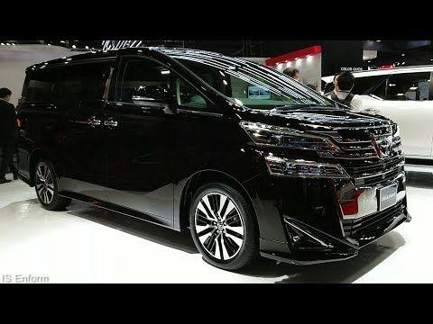 2020 Toyota Vellfire 2 5 In Depth Walkaround Exterior Interior Youtube In 2020 Toyota Dream Cars Mini Van