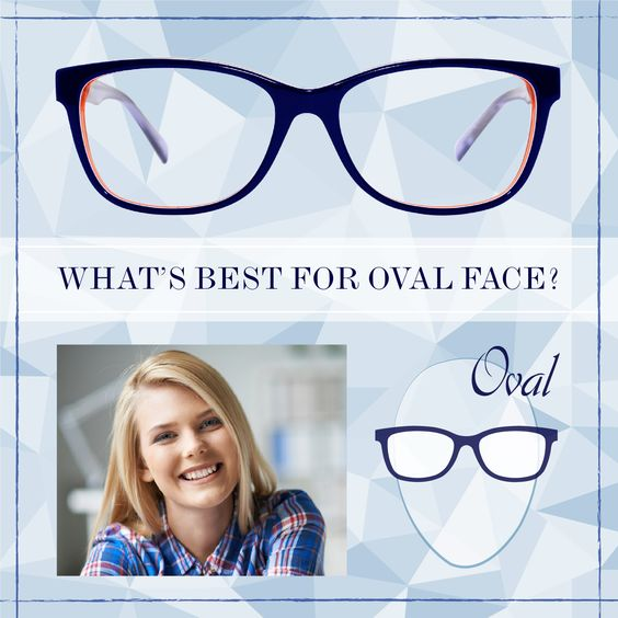 Glasses Frame For Oval Face : Pinterest The world s catalog of ideas