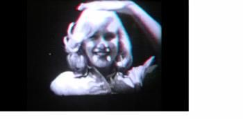MARILYN MONROE JAMES HASPIEL HOME MOVIE REEL - Current price: $2000