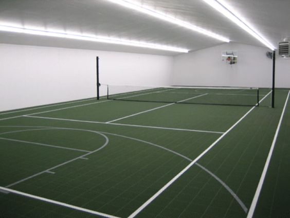 Utah House That Has An Indoor Tennis Court | Interior Design Ideas |  Pinterest | Indoor Tennis, Tennis And Utah