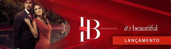 JM NEGÓCIOS E EMPREENDIMENTOS & IB-IBIRAPUERA BOULEVARD UM JARDIM SÓ PARA VOCÊ MORAR.: Lançamento em construção: Apartamentos no Ibirapue...