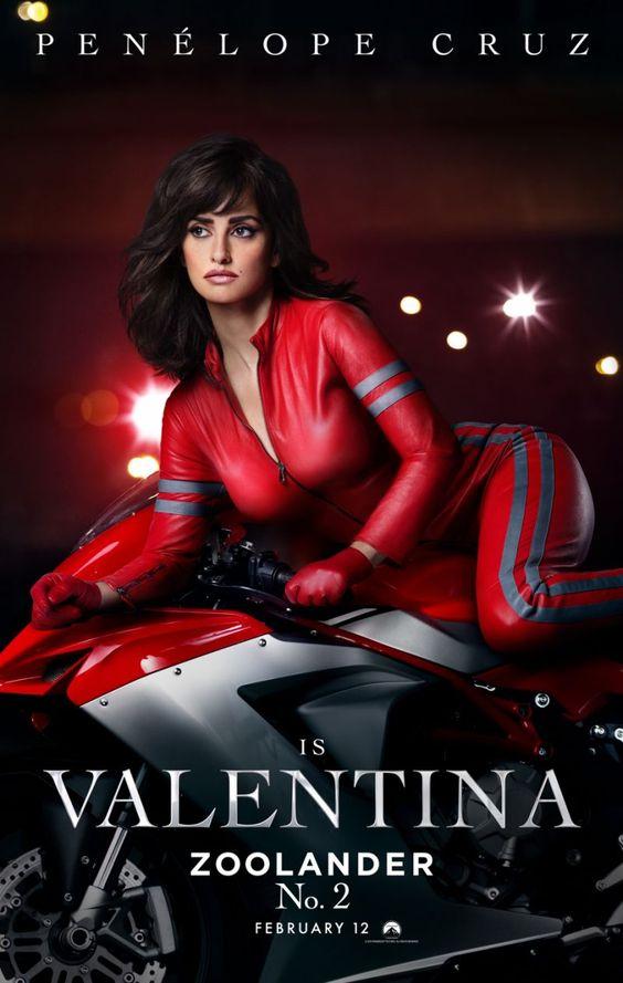 Penelope Cruz is Valentina. #Zoolander2 | ZOOLANDER 2 | Pinterest ...