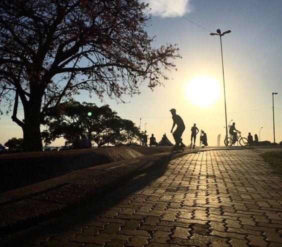 Parque Marinha do Brasil.