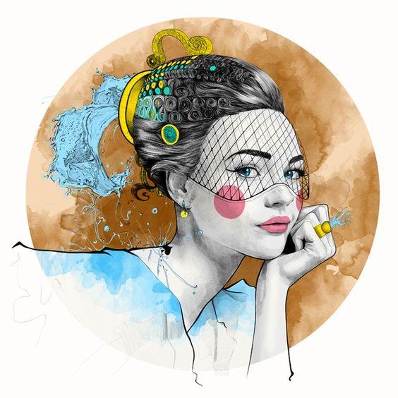 A mulher de aquário, por Vinicius de Moraes | Literatura em Conta-Gotas