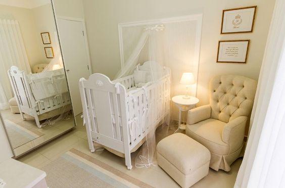 Dicas para decorar quarto de bebê - Decoração Neutra | Pamela Theml - Arquitura…
