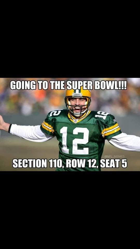 Pin By Amy North On Packers Nfl Memes Memes Super Bowl