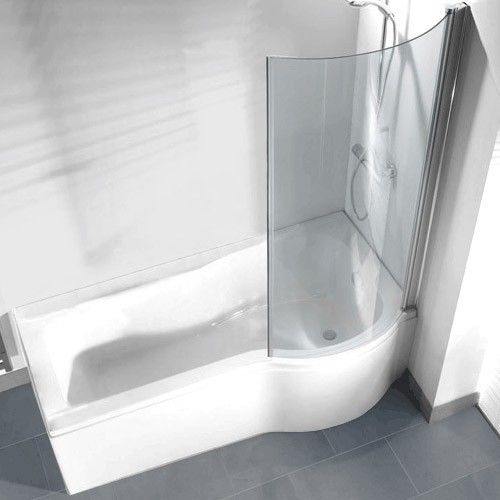 Beautifully P Shared Bath With Images Shower Bath Combo Tub