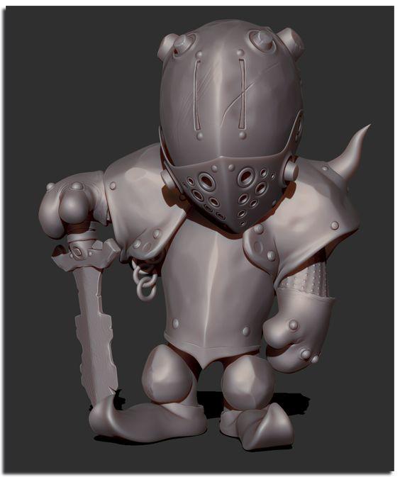 Labirynth Goblin by nachoriesco.deviantart.com on @deviantART