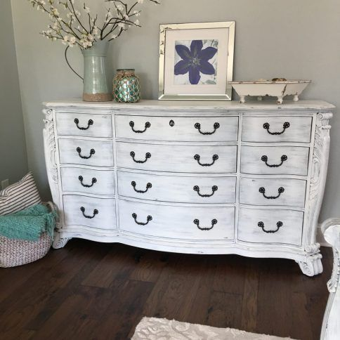 Painting 101 White Washed Dresser Tutorial With Images White