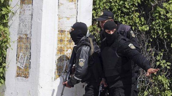 Toma de rehenes en Tunez
