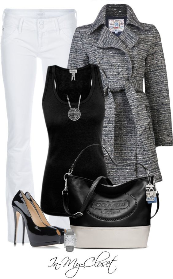 """""""Lunch With The Girls"""" by in-my-closet on Polyvore"""