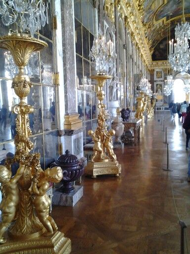 Palácio de Versalhes - Paris