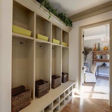 Entry Cubby Design, Pictures, Remodel, Decor and Ideas