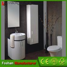 China nueva moderna <strong> baño </ strong> muebles de armario alto…