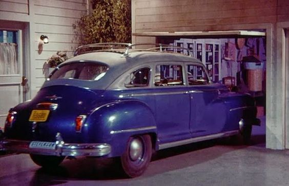 Mr Cunningham car in Happy Days - Google Search