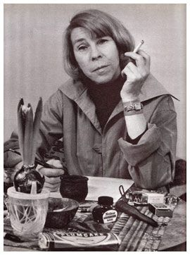 "Tove Jansson: ""You can't ever be really free if you admire somebody too much."""