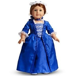 Felicity American Girl Doll  (my favorite outfit)