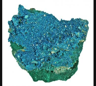 Mineral from Ireland Langite: Shimmers with blue's #EuroStyleLighting #ModernHue