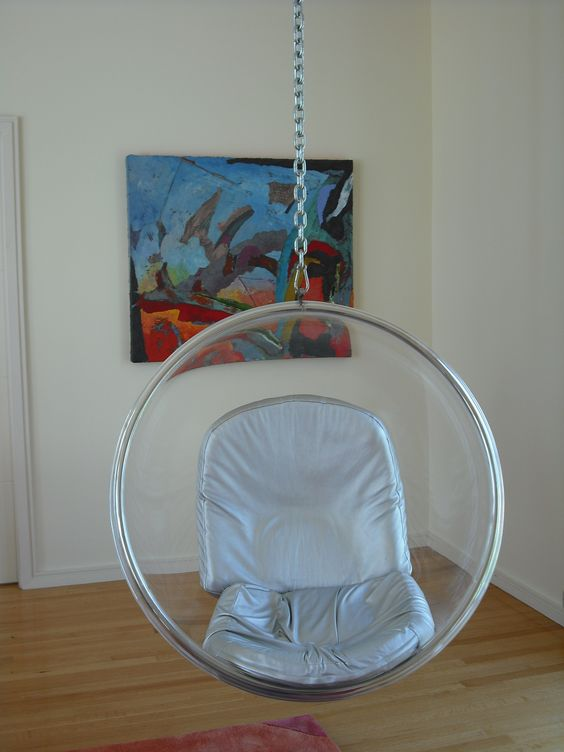 Love my bubble chair